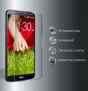 Захисне скло Tempered Glass For LG G2/D802 (0.3mm)