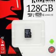 Карта пам'яті KINGSTON microSDHC (UHS-1) Canvas Select 128GB Class 10 no adapter (R80MB/s)